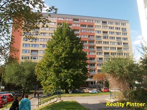 Pronájem bytu 1+1, Příbram - Příbram III